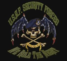 Security Forces Carpe Noctum by ZeroAlphaActual