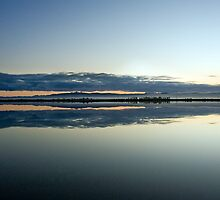Port Augusta Sunrise by Christopher Bates