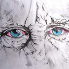 The eyes! by buddybetsy