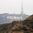Hollywood Hills by darcyboris