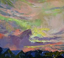 Summer Evening by Michael Creese
