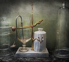 Pharmacy - Victorian Apparatus  by Mike  Savad