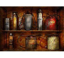 Fireman - Fire Control Photographic Print