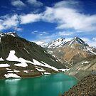 Suraj Tal Lake - I by RajeevKashyap