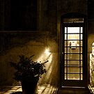 phone booth by nicunickie