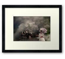 Anna Karenina Framed Print