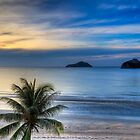 Ao Manao Bay by Adrian Evans