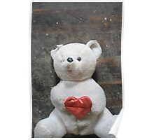 I love you beary much! Poster