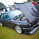 Slammed E30 M3 by Adam Kennedy