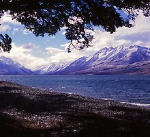 Lake Ohau by Paul Mercer
