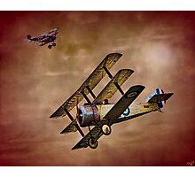 DOGFIGHT 1918 Photographic Print