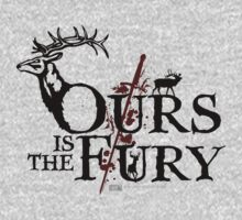 Ours is the Fury T-Shirt