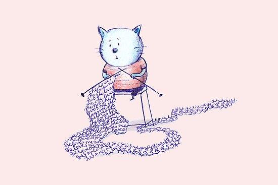 Love Cat by Carla Martell