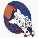 Magic Zuul Bus by nerdgasm