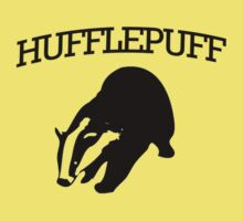 HUFFLEPUFF PRIDE by Kate Bloomfield