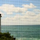 Point Betsie Lighthouse by Joy Fitzhorn