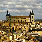 Toledo, Spain  by Jeannie  Mazur