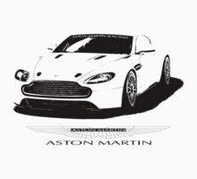 Aston Martin Vantage GT4 by garts
