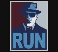 Heisenberg BrBa RUN shirt by BrBa