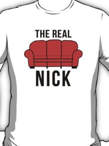 The Real Nick T-Shirt