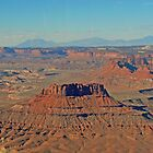 Over Canyonlands by Graeme  Hyde