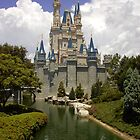Cinderella's Castle by Rechenmacher