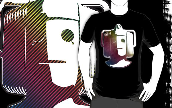 Cyberman - Rainbow by satansbrand