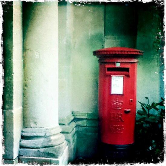 The Postbox Era by kibishipaul