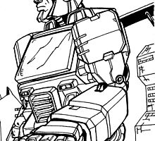 Ironhide by Qutone