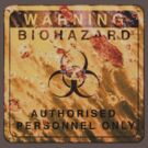 BIOHAZARD - RUSTED by Jason Fitzsimmons
