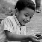 Happy Shiny Little boy by nadeedja