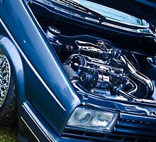 MK2 Golf Engine Shot by Adam Kennedy