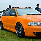 MK2 Golf & Audi RS4 by Adam Kennedy