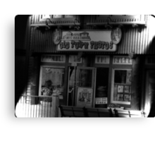 Gatlinburg, Tennessee Series, #5... The Old Timey Photo Shop, 5th Picture Canvas Print