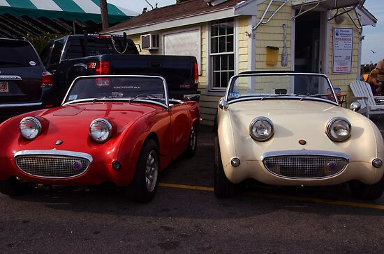 Classics On Display by John  Kapusta
