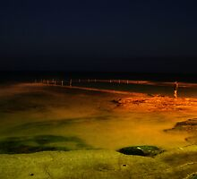 Twilight Cronulla Beach  by Bianca Markwell
