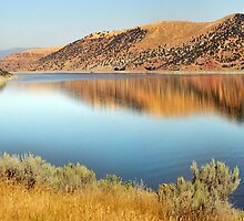 Echo Reservoir, Utah by Ryan Houston