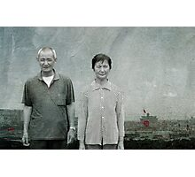 Chinese whispers Photographic Print