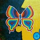 Freedom as a Butterfly, Vibes that Radiate by Jeremy Aiyadurai