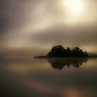 Misty & Mystical Autumn Dawn III by Juhana Tuomi