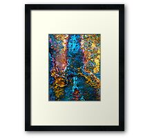 The Dragons Breath Framed Print