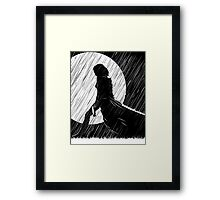 Death dealer Framed Print