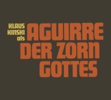 Aguirre, Der Zorn Gottes by Snufkin