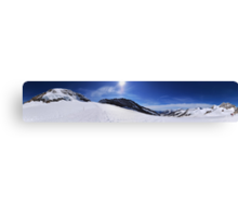 Bernese Panorama Canvas Print