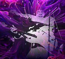 Purple Haze by Greta  McLaughlin