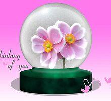Thinking of you by missmoneypenny