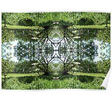 Kaleidoscope - Tree Series Summer Poster