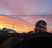 Festival Sunset #2 by rpizzey