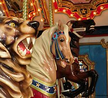 Merry-go-round by Barberelli