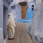 CHEFCHAOUEN 2 by Michael Sheridan